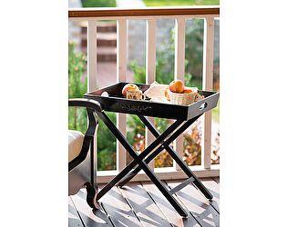 Столик раскладной Belveder Saphir Noir, ST9145N