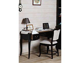 Стол письменный большой Belveder Saphir Noir, ST 9147N