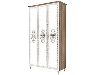 Шкаф 3х дверный Ижмебель Династия, мод. 9