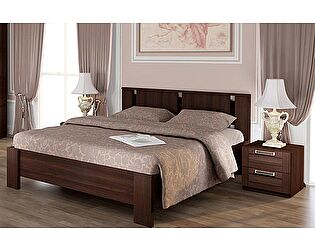 Кровать Ижмебель Скандинавия (160), арт. 2