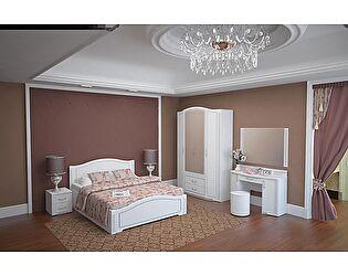 Спальня Ижмебель Виктория, комплектация 3