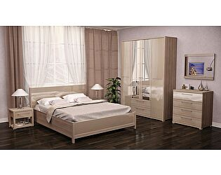 Спальня Ижмебель Вива