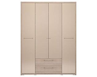 Шкаф Ижмебель Вива 4х дверный с ящиком (без зеркала), арт.9