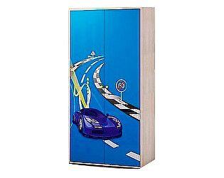 Шкаф для одежды двухдверный Браво Ижмебель, мод.2