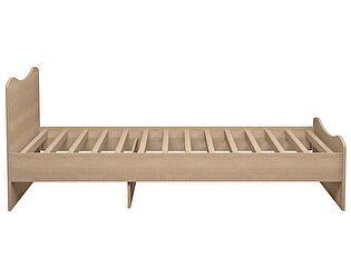 Кровать Ижмебель Квест (90) комплектация 2