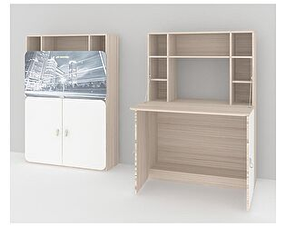 Шкаф-стол Ижмебель Манхеттен, арт.15