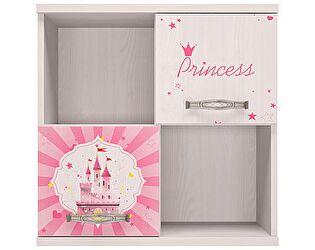 Купить полку Ижмебель Принцесса навесная 10