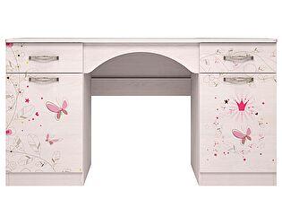 Купить стол Ижмебель Принцесса письменный 6
