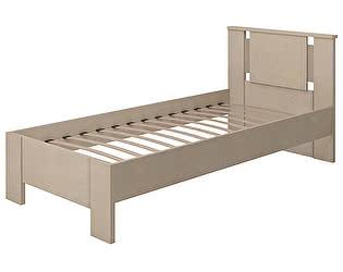 Кровать Ижмебель Скандинавия Люкс (90) с латами, мод.10