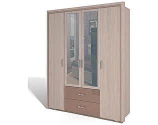 Шкаф для платья и белья Моника, ИД 01.127
