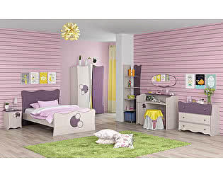Мебель для детской комнаты Интеди Амелия