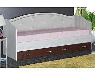 Диван-кровать Интеди Bella (80) с мягким элементом, ИД.01.252а