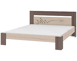 Кровать Интеди Элика (160), ИД.01.253