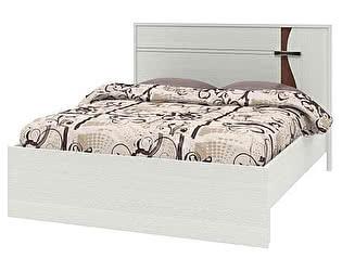 Кровать 160 без основания Интеди Футура, ИД 01.246