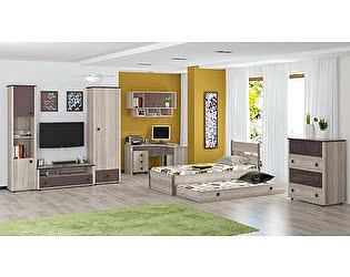 Комплект мебели для детской Интеди Хэппи №3