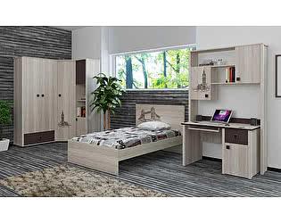 Комплект мебели для детской Интеди Хэппи №4
