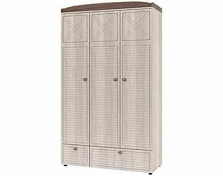 Купить шкаф Интеди Калипсо 3х дверный, ИД 01.386