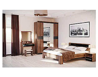 Спальня Интеди Максима