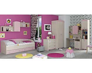 Мебель для детской комнаты Интеди Pink