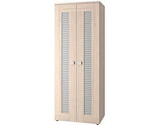 Шкаф 2х дверный для одежды Интеди Саша Модерн, ИД.01.65
