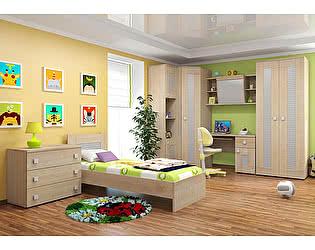 Комплект мебели для детской Интеди Саша Модерн