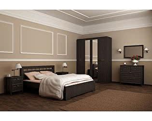 Комплект мебели для спальни Интеди Соната венге №1