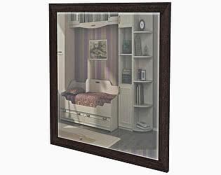 Зеркало Дверь с зеркалом Интеди Соната венге