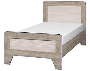Кровать Интеди Тайм (90) с настилом, ИД 01.264