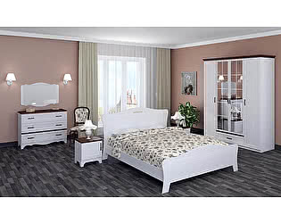 Комплект мебели для спальни Интеди Вентура