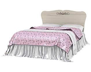 Кровать Интеди Жасмин (140) с настилом, ИД 01.249а