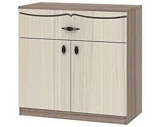 Комод Интеди Жасмин с дверками, ИД 01.426