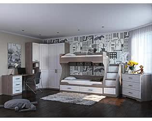 Мебель для детской комнаты Кентавр 2000 Аллегро 2