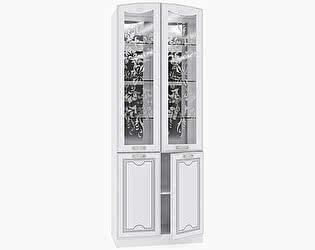 Шкаф-витрина Кентавр 2000 Мальвина Люкс, №52