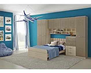 Мебель для детской комнаты Кентавр 2000 Тандем-1, 1