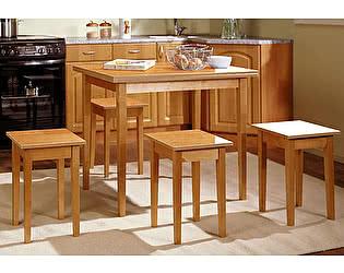 Купить стол Боровичи-мебель обеденный раскладной (прямая нога)