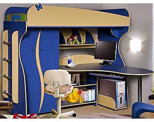 Набор мебели для жилой комнаты Альфа-3 КМК  0241