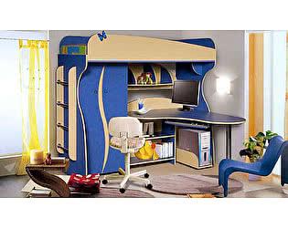 Набор мебели для детской комнаты Альфа-3 КМК, 0241