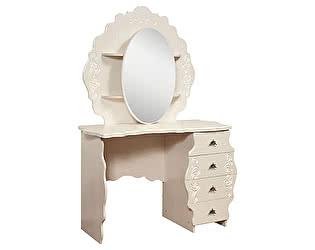 Стол туалетный КМК Жемчужина, 0380.10
