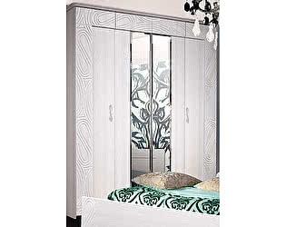 Шкаф для одежды с зеркалом КМК Нимфа, 0383.1