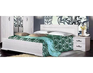 Кровать (160) КМК Нимфа, 0383.2