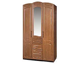 Шкаф 3-х дверный комбинированный КМК Клеопатра, 0320.9