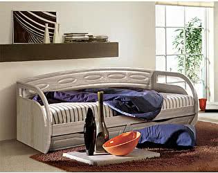 Кровать с ящиками (80) КМК Клеопатра, 0320.11