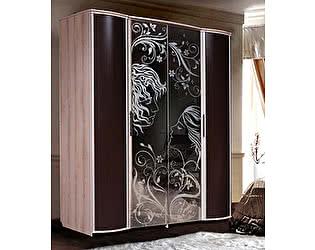 Шкаф для одежды КМК Магия, 0363.6