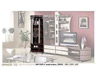Купить шкаф КМК витрина Орфей-12, 0365.3-левый