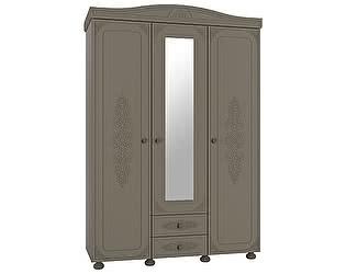 Купить шкаф Компасс Ассоль Плюс 3х створчатый с зеркалом, АС-27