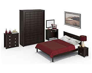 Спальня Компасс Изабель 2