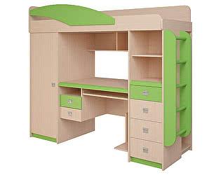 Набор мебели Корвет ЖК 4.1.1П (эвкалипт)