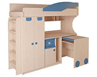 Набор мебели Корвет МДК 4.4.2Л, лестница