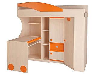 Набор мебели Корвет МДК 4.4.3П