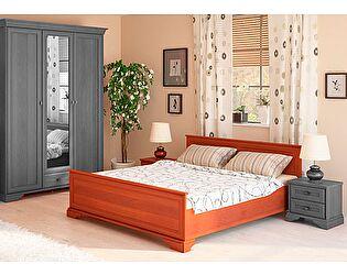 Кровать 8.2 (160) Корвет ЖК 21